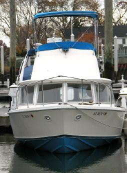 1970 Bertram 31 Bertram Flybridge