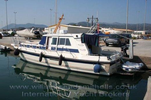 1991 Aquastar Ocean Ranger 38