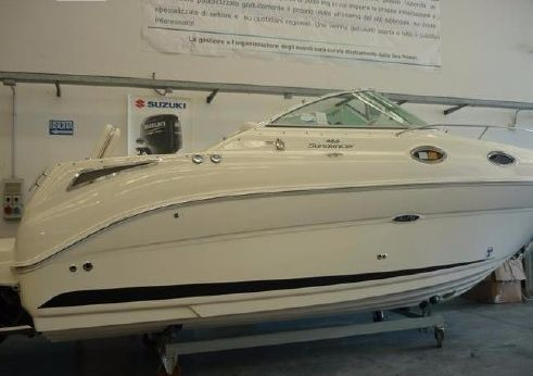 2015 Sea Ray 255 Sundancer