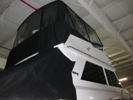 1986 Viking Yachts 35 Convertible