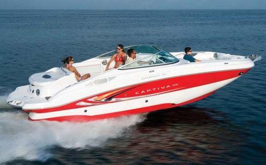 2009 Rinker 248 Captiva Deckboat