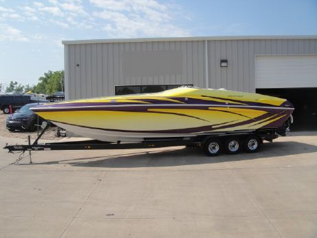 2004 Advantage 34 Offshore
