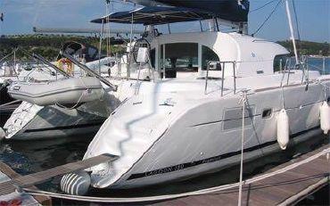 2008 Lagoon 380 S2