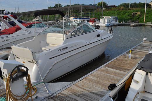 1997 Carver 260 SE