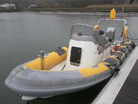 2005 Ribcraft 6.4 m RIB