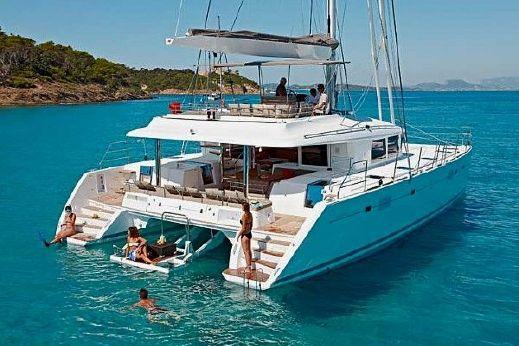 2010 Lagoon 560 Catamaran
