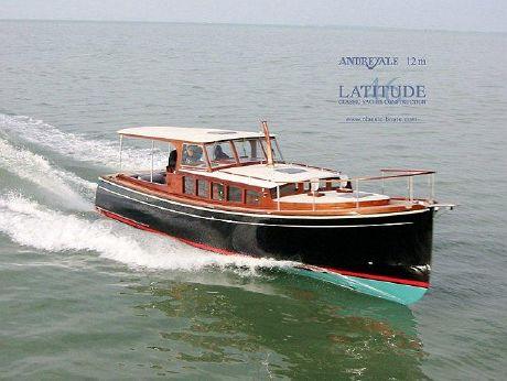 2013 Latitude 46 AndreYale 12m