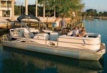 2006 G3 Sun Catcher LX3 25 Cruise