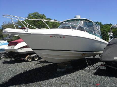 1996 Intrepid 339 WA