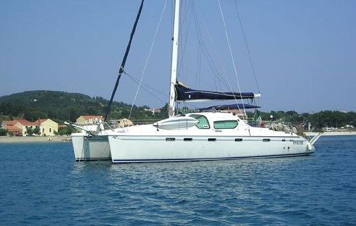 2003 Alliaura Marine Privilege 465