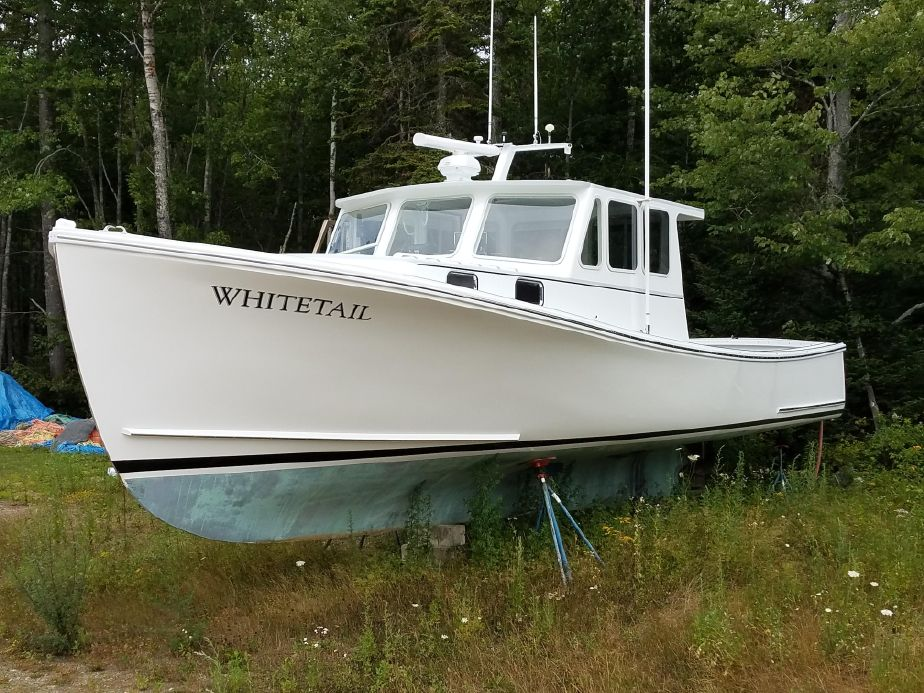 Lobster Boats For Sale >> 2018 Lowell Brothers Lobster Boat Tuna Sportfish Power Boat For Sale