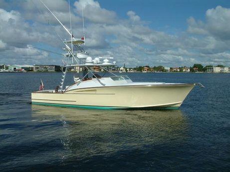 2003 Rybovich (margaritavich) Custom Florida Walkaround