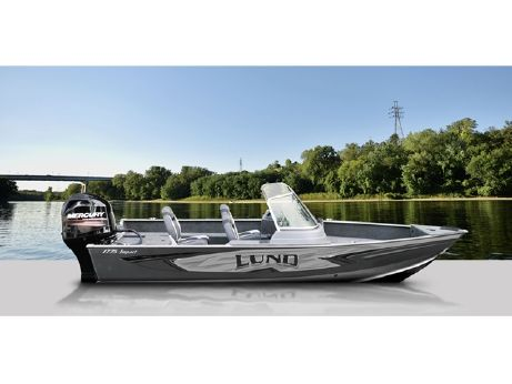 2016 Lund Core Fishing 1775 Impact SS