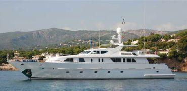1999 Codecasa Superyacht