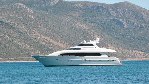 2003 Lazzara Yacht 94
