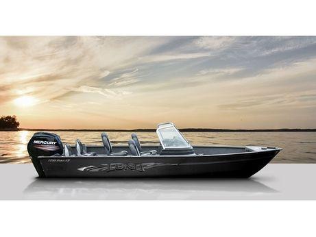 2016 Lund Fish & Sport 1750 Rebel XS SS