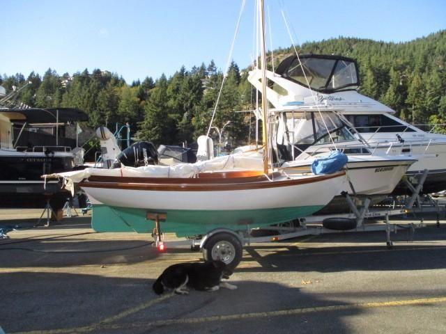 Cape Dory Typhoon >> 2017 Herreshoff Haven 12 1/2 Sail Boat For Sale - www