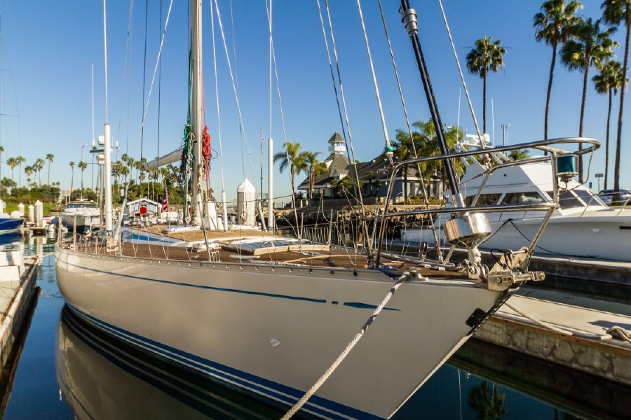 Nautor Swan 53 for sale in Long Beach