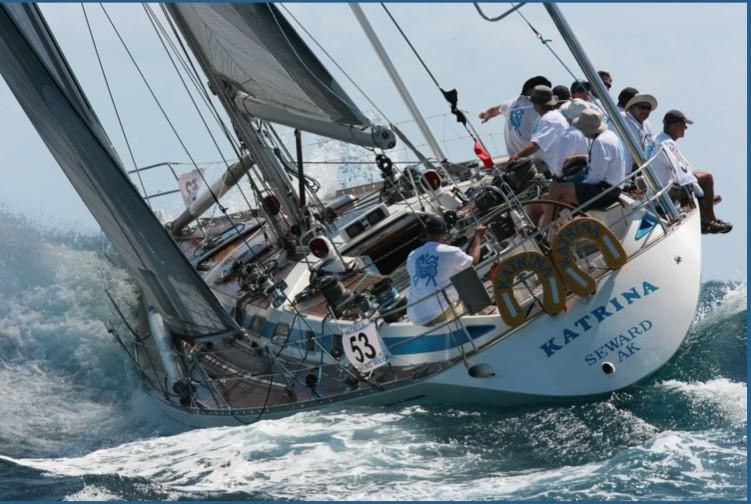 Nautor Swan 53 Offshore Racing Sailboat for sale