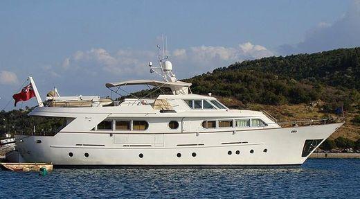 1981 Benetti 78 ft Classic Motor Yacht