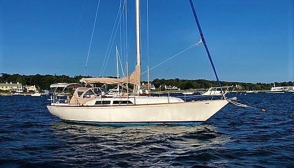 1979 C&C 38 Landfall Sail Boat For Sale - www yachtworld com