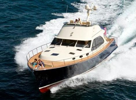 2014 Palm Beach Motor Yachts PB65