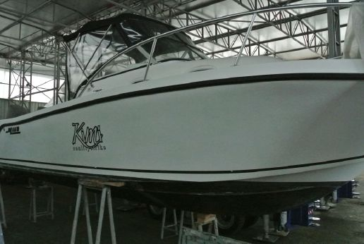 2006 Mako 253 Walk Around