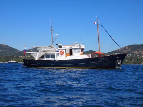 2000 De Vries Cammenga Nordzee Trawler