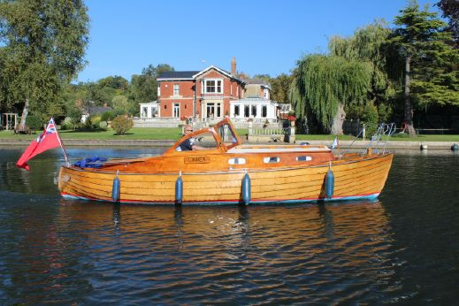 1963 Maja & Bo Lindahl Wooden Boat