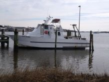 1991 Custom Design Services 50 RESEARCH MOTOR VESSEL