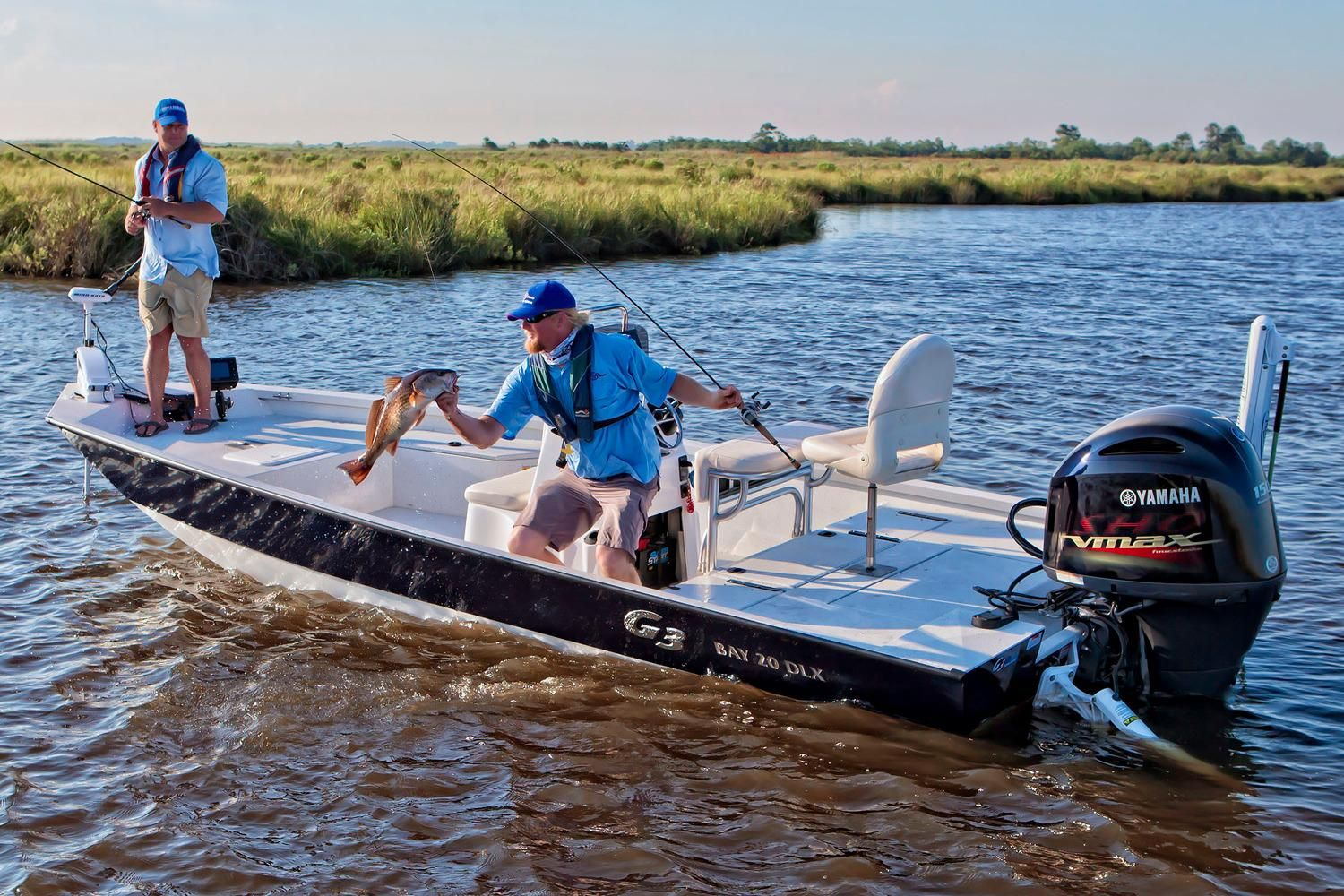 2017 g3 bay 20 dlx power boat for sale for G3 fishing boats