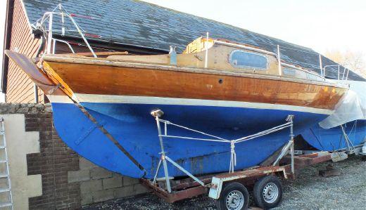 1961 Folkboat Cruiser