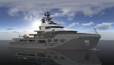 2020 Superyacht Frontier 85m