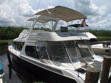 1989 Bluewater 52 Cockpit Motor Yacht