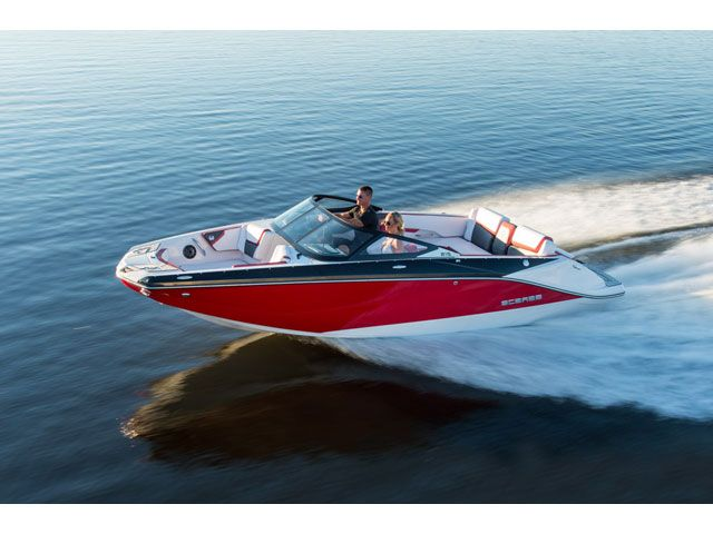 2018 Scarab Jet Boat 215 ID Power New and Used Boats for