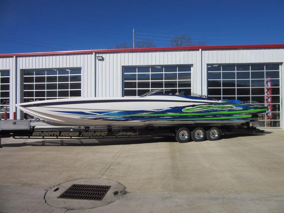 2014 Skater 388 Power Boat For Sale - www yachtworld com
