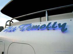 photo of  76' Lazzara Grand Salon Sky Lounge