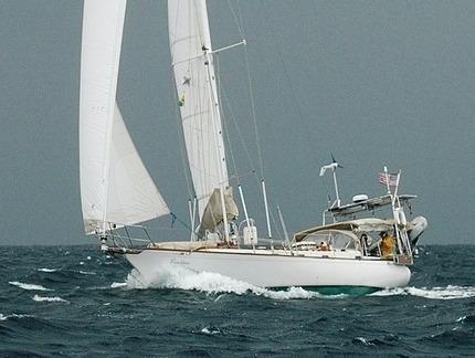 1990 Shearwater 39