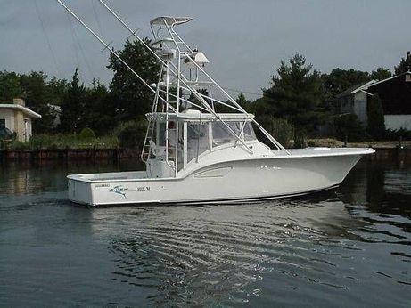 2000 Seaview 36 Express w CUMMINS 450's