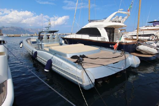 2007 Custom Novamarine Europa NE 180 JET A.T.