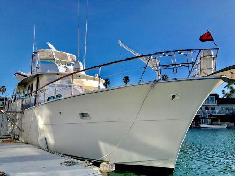 1969 Hatteras 58 Motor Yacht
