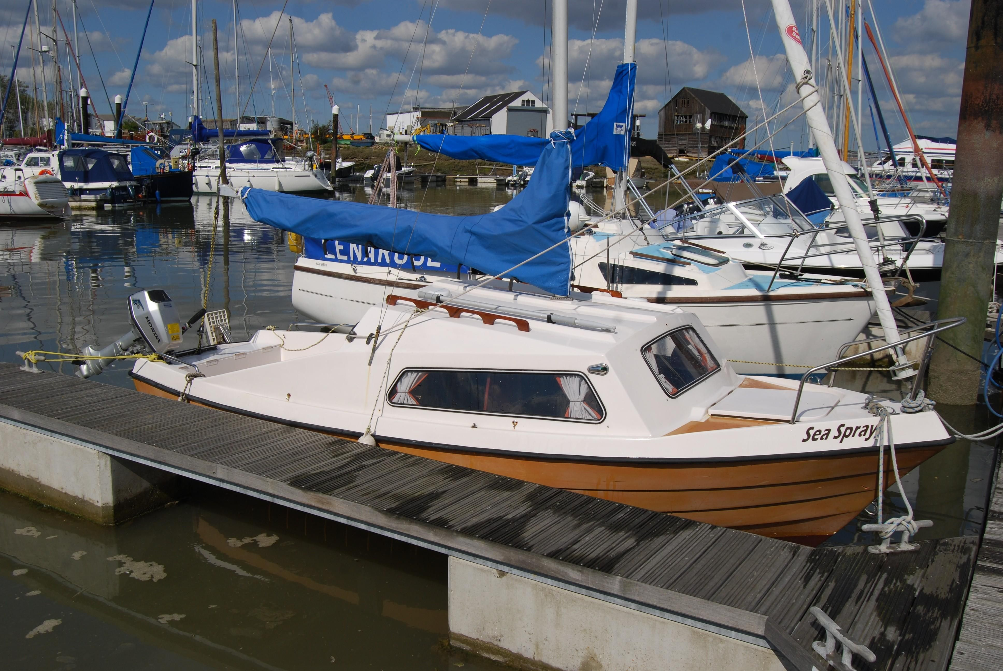 1975 Pedro 17 Sail New and Used Boats for Sale - www ...