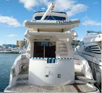 photo of  52' Majesty Yachts 50
