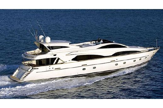 2007 Riva 115 Athena