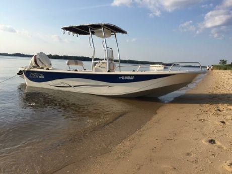 2014 Carolina Skiff 218 DLV