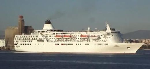 ISHIKAWAJIMA Cruise Ship