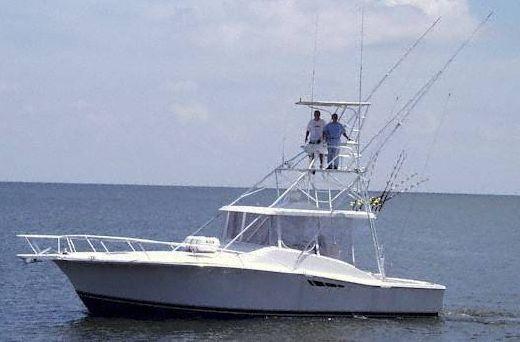 1997 Luhrs Open Fish
