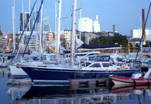 2002 Siltala Nauticat 515