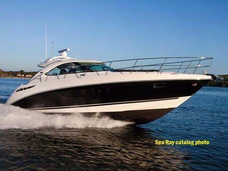 2012 Sea Ray 410 Sundancer