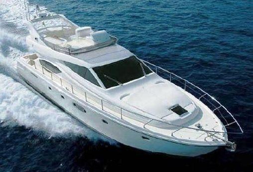 2005 Ferretti Yachts 55 Fly